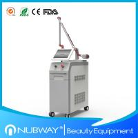 Wholesale Professional q switched nd yag laser / painless 1064&532nm laser tattoo removal machine from china suppliers