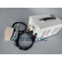 Wholesale No Noise High Speed 40khz Ultrasonic Cutter For Accurate Trimming / Deflashing from china suppliers