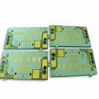 Wholesale Al Vase PCBs for Automotive LED, Indicator Lights/LED Modules/Panel Lights/Street Lights/Solar Light from china suppliers