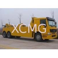 Wholesale Durable 100KN Safe Wrecker Tow Truck , Breakdown Recovery Truck For Highway / City Road Clearing Jobs from china suppliers