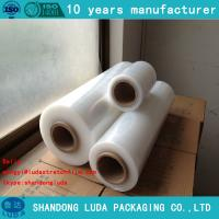 Wholesale 23 micron pallet stretch film lldpe stretch wrap 19 micron from china suppliers