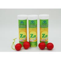 Wholesale Magnesium Effervescent Tablets , Magnesium Fizzy Tablets Sweet / Sour Flavour from china suppliers