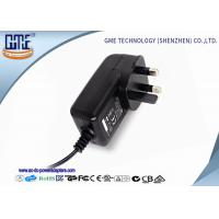 Wholesale Black 3 Prong 24W 2A 12 volt ac dc adapter With CE Certified from china suppliers