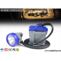 Wholesale Cord Safety Rechargeable LED Miners Light 10000 Lux 3W High Power Main Light from china suppliers