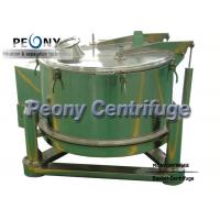 Wholesale Rotary Pharmaceutical Centrifuge Machine / Top Discharge Centrifuge Equipment / Dewatering Machine from china suppliers