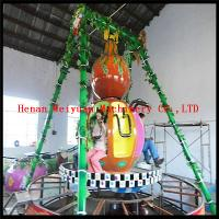 Wholesale LED Decorated Amusement Fun Park Mini Pendulum Meteor Hammer Rides from china suppliers