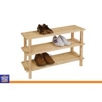 Wholesale Attractive and Durable Wooden Shoe Storage Racks Closet Indoor and Outdoor Furniture from china suppliers