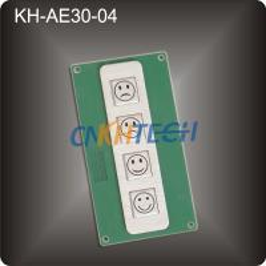 Buy cheap 4 Keys Service evaluation keypad from wholesalers