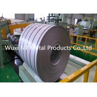 Wholesale 1% Nickel Grade 201 Stainless Steel Sheet Roll , Cold Rolled Stainless Steel Strips from china suppliers