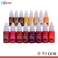 Quality Professional Eyebrow Eternal Permanent Tattoo Ink For Digital Machine Permanent Makeup for sale