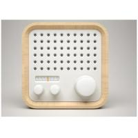 Wholesale Portable Stereo Wooden Bluetooth Speaker Music Sound Wireless Enhanced FM Radio from china suppliers