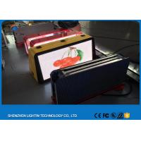 Wholesale Taxicab Top HD Taxi LED Display SMD Asynchronous control with Sheencolor card from china suppliers