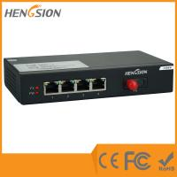 Wholesale 5 Port Unmanaged Gigabit Network Switch 4*10/100/1000Base T(X) Ethernet Ports from china suppliers
