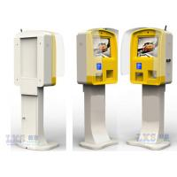 Wholesale Custom Semi Outdoor Parking Lot Kiosk Water Proof IP65 , LCD Kiosk Displays 17inch , 19inch from china suppliers