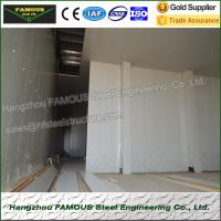 Wholesale Insulated Embossed Aluminum Polyurethane Sandwich Panel 200mm Cold Room from china suppliers
