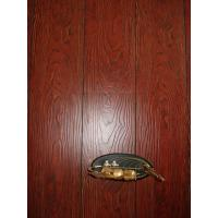 Quality Small Emboss single/double/arc click AC3 waterproof Laminate Flooring for sale