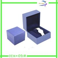 Wholesale Packaging Velvet Watch Gift Box With Pillow , Watch Presentation Box from china suppliers