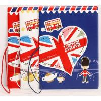 Wholesale London Style Travel Passport Holder from china suppliers