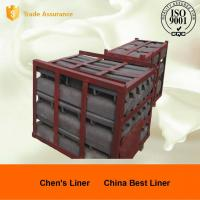 Buy cheap Stacker Travelling Wheel Alloy Steel Castings Mill Liners EN 100831-1991 from wholesalers