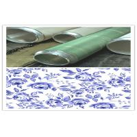 Wholesale 165M 155M Standard Wallpaper Rotary Printing Screen For Textile Machinery Spare from china suppliers