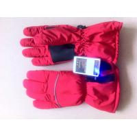Wholesale DC3.7V 2600mAh Li-polymer battery Electrically Heated Gloves Warm Gloves Ski gloves from china suppliers