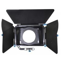 Wholesale Versatile Sunshade Metals Matte Box Camera For Home DV Camera from china suppliers