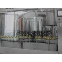 Quality Glass Bottle Liquid Alcohol Filling Machine For Whisky Sparkling / Beer for sale