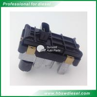 Wholesale VW Touareg 7P Audi A8 Q7 V8 TDI turbo actuator G-009 ,767649, 6NW009550 from china suppliers