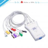 Buy cheap Medical Standard 12 Lead Stress Test ECG Electrocardiograph Machine With CE from wholesalers