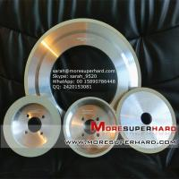 Wholesale Hot cbn cup wheel vitrified bond for 20Cr   sarah@moresuperhard.com from china suppliers