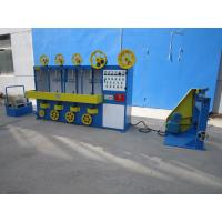 Double Layer High Speed Cable Wrapping Machine Vertical Type ISO9001 CE
