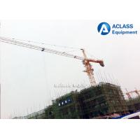 Wholesale 48m Jib Length Overhead 4ton Topkit Tower Crane / Construction Crane Machine from china suppliers