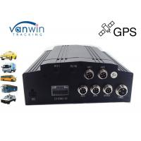 Wholesale Anti knock 4 Channel GPS Mobile DVR 1TB Storage Basic for Bus and Taxi from china suppliers