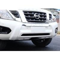 Buy cheap Nissan 2016 New Patrol Bumper Protector Front Guard With LED Light or Not from wholesalers