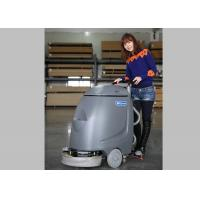 Wholesale Orange Dycon Mini Cable Floor Scrubber Dryer Machine With AC Power from china suppliers