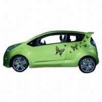Wholesale Car Sticker, Easy to Install and Remove, UV Resistance, Customized Designs are Welcome from china suppliers