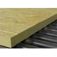 Wholesale High density thermal Insulation Rock Wool 40mm For Building wall from china suppliers