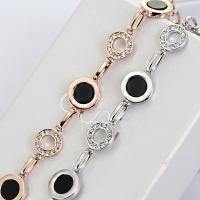 Wholesale Ref No.: 205027  Black white Matching birthstone bracelets for mothers costume jewellery wholesalers costume jewelry from china suppliers