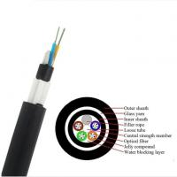 Wholesale GYTY53 Fiber Cable/ GYFTY73 Underground Optical Fiber Cable With Anti-biting Protection/ GYTA53 Underground Fiber Optic from china suppliers