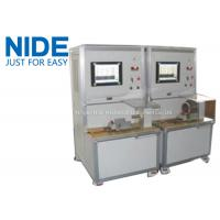 Buy cheap Double Stations Heater Motor Stator Testing Panel Equipment With industrial control computer from wholesalers