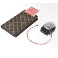 Wholesale Gambling Cheating Devices / Electronic Wallet Card Exchanger For Magic Trick Accessories from china suppliers