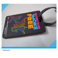 Wholesale 2014 HOT PVC luggage tags from china suppliers