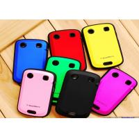 Wholesale Hard Colorful Plastic Packing Odorless Durable Blackberry Protective Case for 9900/9930 from china suppliers