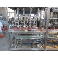 Wholesale Automatic Mineral Water 5 Gallon Barrel Filling Machine with 4 Filling Valves from china suppliers
