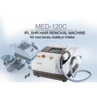 Wholesale OEM ODM SHR IPL Beauty Equipment For Hair Removal , Wrinkle Removal from china suppliers