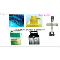 Wholesale High-Efficiency Laser Inkjet Printer Laser Marking Printing Machinery for Leather Electron from china suppliers
