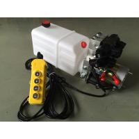 Wholesale Double Acting Hydraulic Cylinder Hyd Power Unit With 2 Station CETOP 03 Solenoid Valves from china suppliers