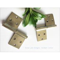 Wholesale 2 Pieces 3 Holes Stainless Lift Off Hinges Emovable Wide Application  Strong Inner Box from china suppliers