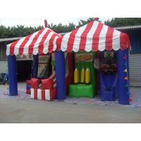 Wholesale Custom Colorful Inflatable Party ExhibitionTent 0.55mm PVC Tarpaulin from china suppliers