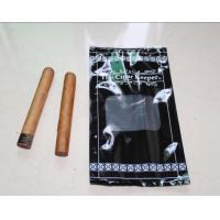 Wholesale China factory price moisture proof plastic cigar packaging bag/Diameter 6mm hang hole to display / show your cigars from china suppliers